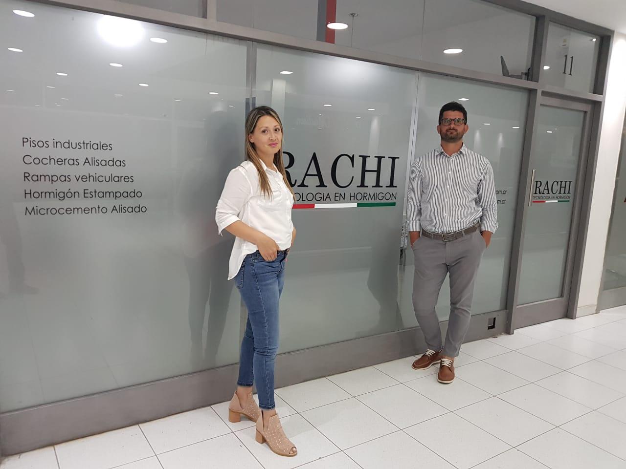 Rachi Tecnología en Hormigón